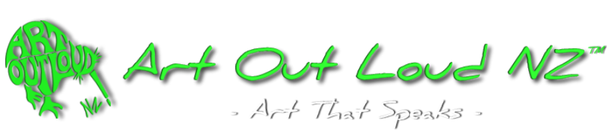 Art Out Loud NZ- Art That Speaks -